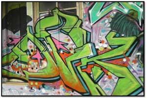 Street Art Kota Batu