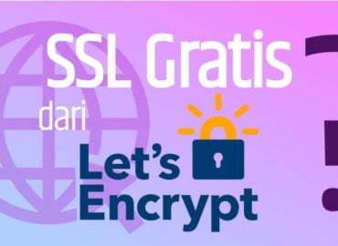 SSL Gratis dari Lets Encrypt